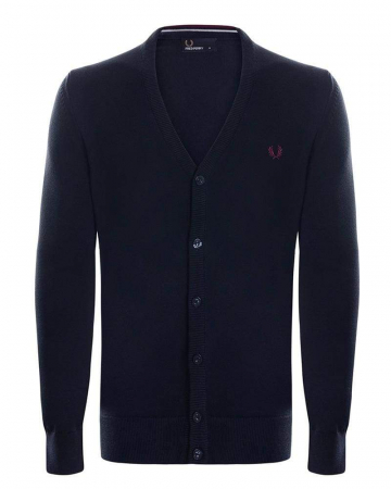 PACK 10 Fred Perry Men's Cardigan2
