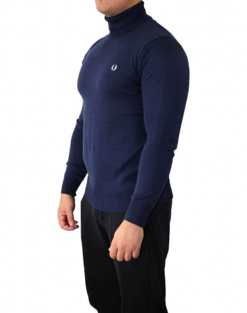 PACK 10 Fred Perry Rollneck Men's Pullover1