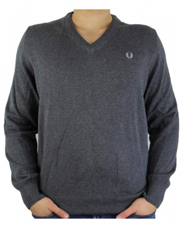 PACK 10 Fred Perry V Neck Men's Pullover3