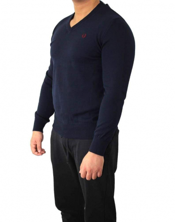 PACK 10 Fred Perry V Neck Men's Pullover0