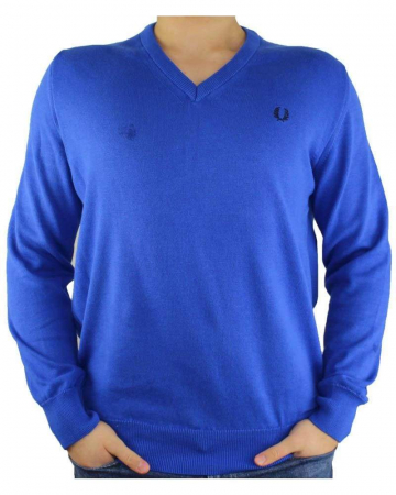 PACK 10 Fred Perry V Neck Men's Pullover2