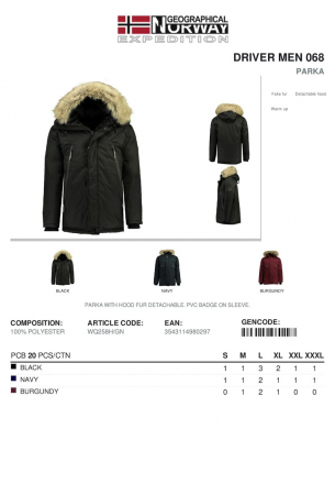 PACK 20 GEOGRAPHICAL NORWAY  GECI ASORTATE2