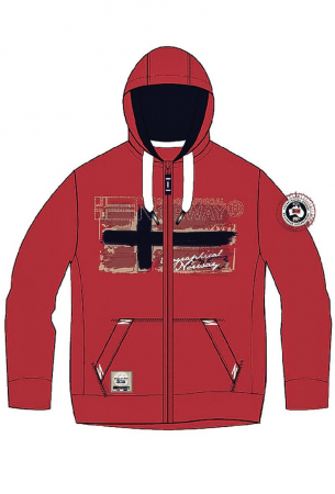PACK 30 GEOGRAPHICAL NORWAY  HANORACE  ASORTATE0