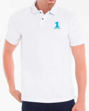 PACK 10 Hackett London Men's Polo Shirts Slim Fit1