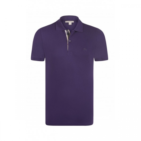 PACK 10  BURBERRY Hartford Polo Shirt purple0