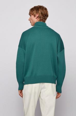 BOSS Pullover barbatesc- rollneck [2]