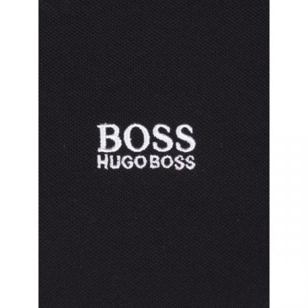 PACK 10 HUGO BOSS GREEN Label Poloshirt Paddy - Black3