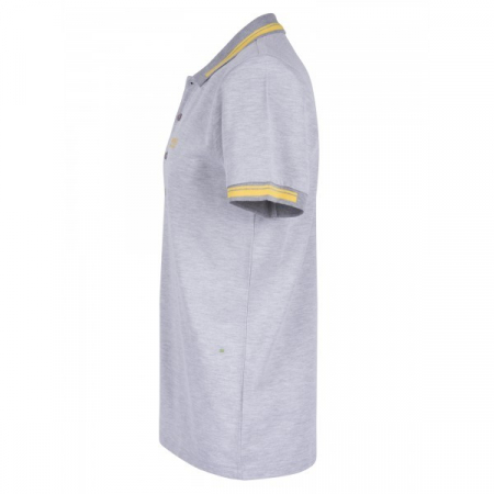 PACK 10 HUGO BOSS GREEN Label Poloshirt Paddy - Gray/Yellow2