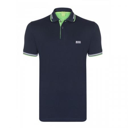 PACK 10 HUGO BOSS GREEN Label Poloshirt Paddy - Navy _10