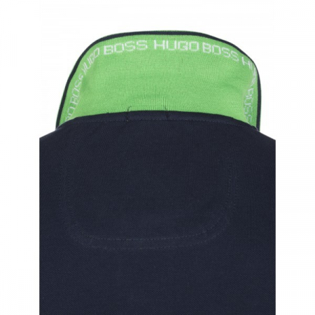 PACK 10 HUGO BOSS GREEN Label Poloshirt Paddy - Navy _12