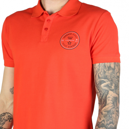 PACK 8 Versace Polo-shirt1