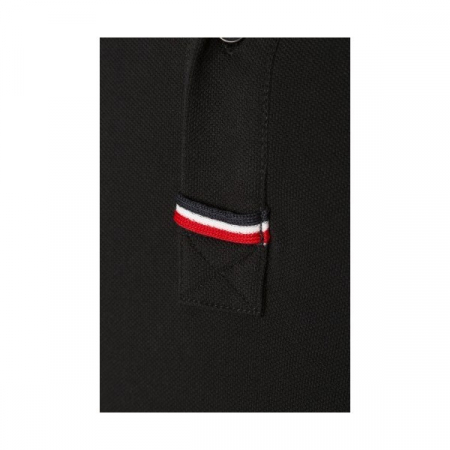 PACK 5 MONCLER Poloshirt Men-Black1