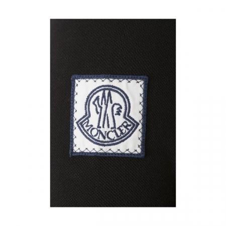 PACK 5 MONCLER Poloshirt Men-Black2
