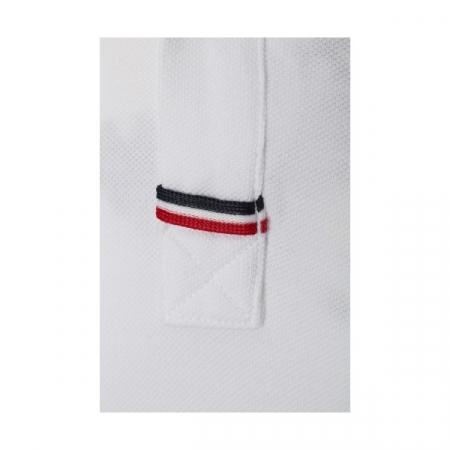 PACK 5 MONCLER Poloshirt Men-White1