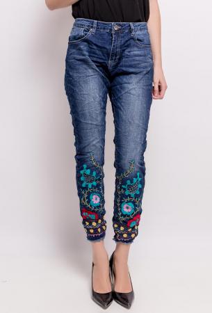 PACK 10 STARBEST women jeans (cu broderie)0