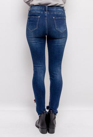 PACK 10 STARBEST women skinny jeans(cu broderie si paiete)3
