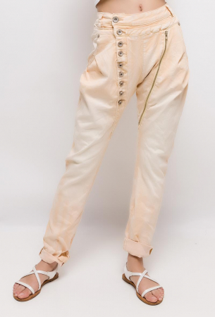 PACK 10 STARBEST Button pants freesia0