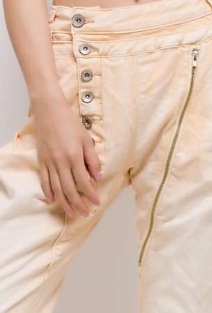 PACK 10 STARBEST Button pants freesia1
