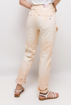 PACK 10 STARBEST Button pants freesia2