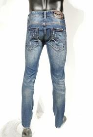 PACK 12 Jeans Man MTX1