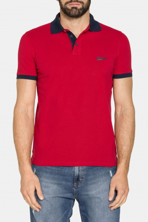 PACK 10 CARRERA-CONTRAST COLORS POLO PIQUET0