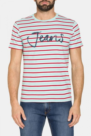 PACK 10 CARRERA-LIGHT JERSEY STRIPED T-SHIRT ROUND NECK0