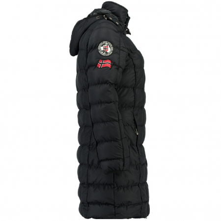 PACK 10 JACKETS BARBOUILLE LADY BLACK YOU 0562