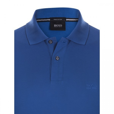 PACK 10 Polo By Hugo Boss Black Label -Blue Sax1
