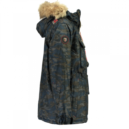 PACK 24 JACKETS BARMAN BOY CAMO 0684