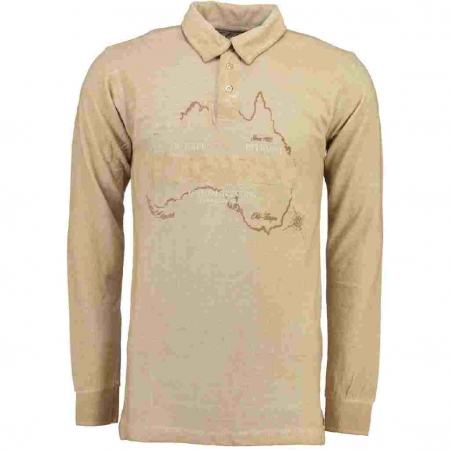 PACK 24 POLO'S KEBEL LS BOY 1004