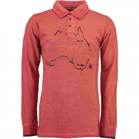 PACK 24 POLO'S KEBEL LS BOY 1005