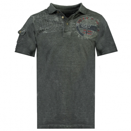 PACK 24 POLO'S KINFLAT SS BOY 1004