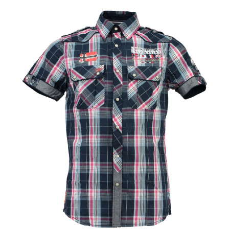 PACK 24 SHIRTS ZEMPOLA SS BOY 0011