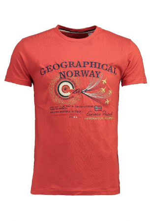 PACK 30-GEOGRAPHICAL NORWAY T-Shirt SS2