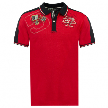 PACK 30 POLO'S KALVIN SS MEN 4151