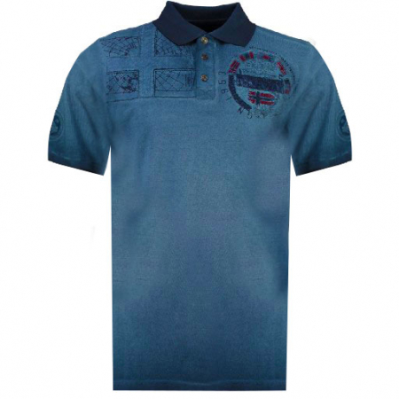 PACK 30 POLO'S KINFLAT SS MEN 1002