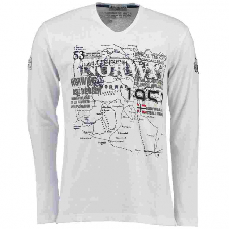 PACK 30 T-SHIRT'S JAGATEL LS MEN 1001