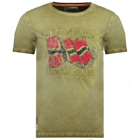 PACK 30 T-SHIRT'S JAPORAL SS MEN 4151
