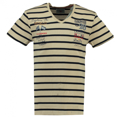 PACK 30 T-SHIRT'S JAPPRECIE SS MEN 1005