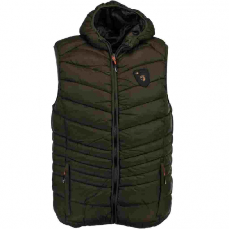PACK 36 VESTS VOLCANO VEST MEN BASIC COLLAR 0014