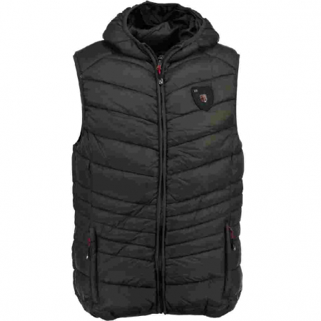 PACK 36 VESTS VOLCANO VEST MEN BASIC COLLAR 0015