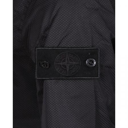 PACK 5 STONE ISLAND David-OVD Field Jacket -Black2