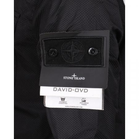 PACK 5 STONE ISLAND David-OVD Field Jacket -Black3