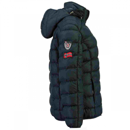 PACK 7 JACKETS BABETTE LADY LONG NAVY STV 0561
