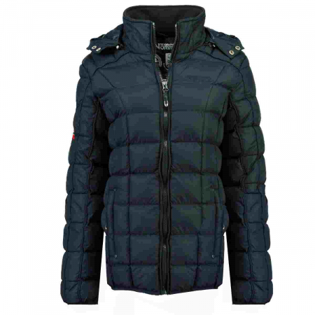 PACK 7 JACKETS BABETTE LADY LONG NAVY STV 0560