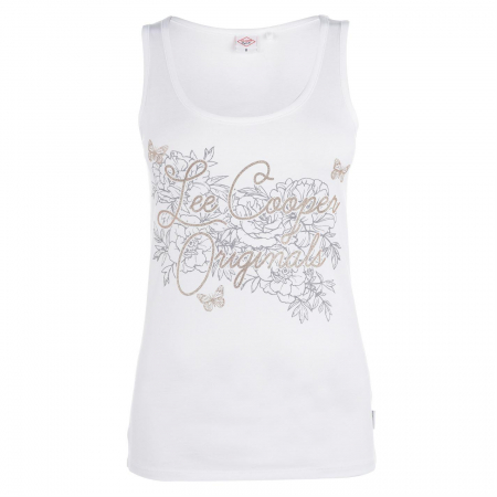 PACK 8-LEE COOPER TANK TOP0