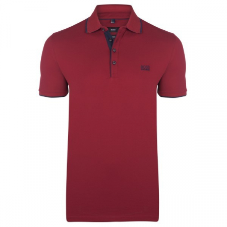 PACK 10 Polo By Hugo Boss Black Label - Red0