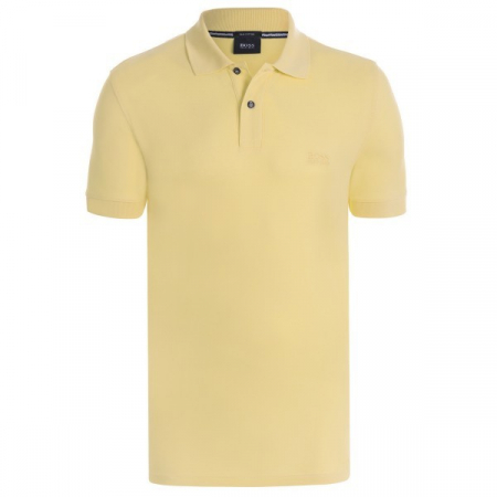 PACK 10   Polo By Hugo Boss Black Label - Yellow0