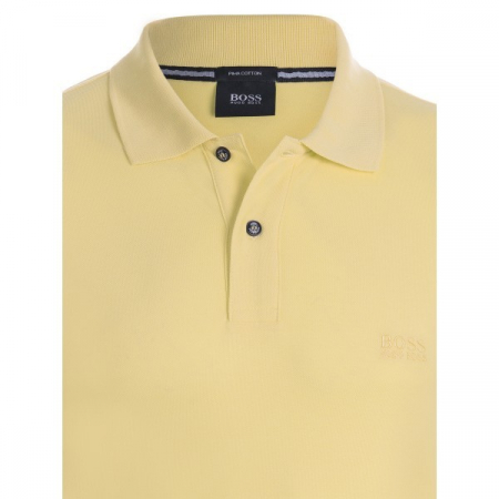 PACK 10   Polo By Hugo Boss Black Label - Yellow1