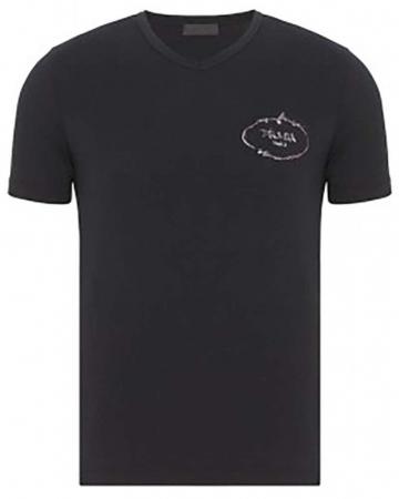 PACK 10 Prada Men's T-Shirt Crew Neck0